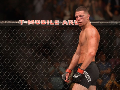 Nate Diaz wants $15million to fight Tyron Woodley, says UFC star's coach
