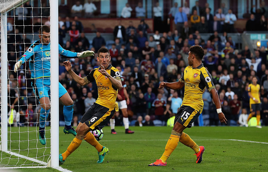 'The hand of Kos!' – Arsenal troll Burnley with throwback goals compilation