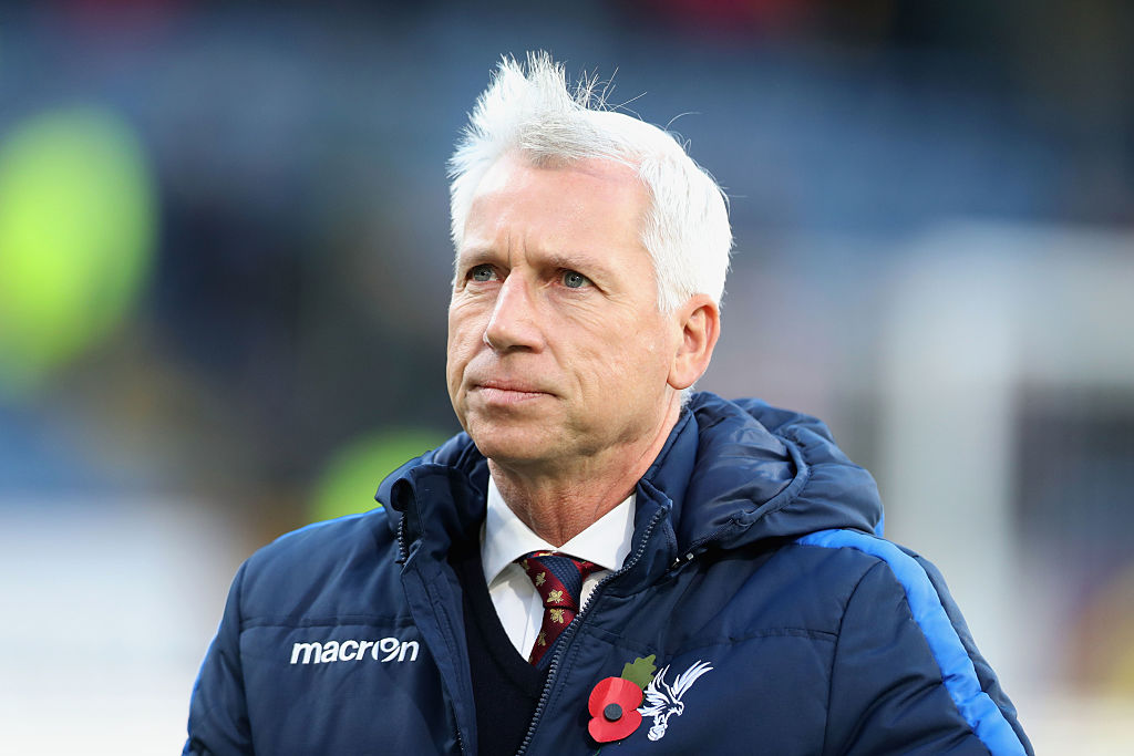 West Brom announce appointment of Alan Pardew as new manager