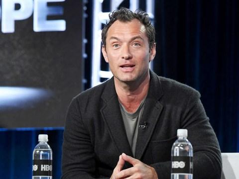 Jude Law in talks to star alongside Brie Larson in the Captain Marvel movie