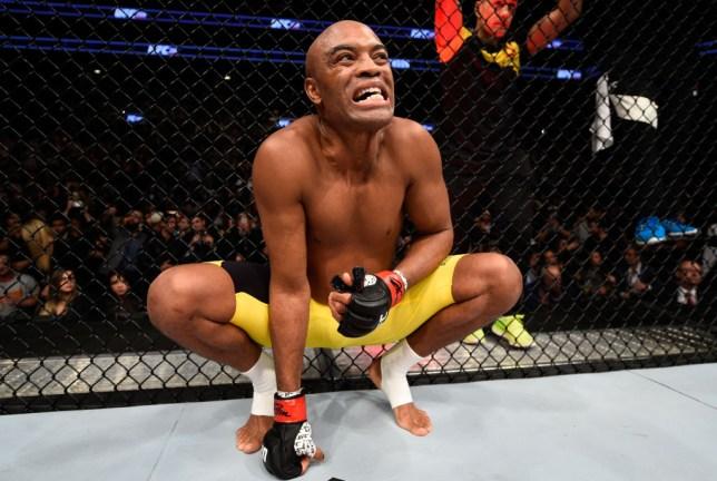 UFC 208: Brunson vs Silva