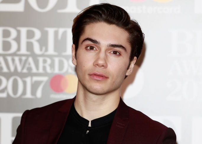 Union J's George Shelley's career from The X Factor to Celebrity Painting Challenge