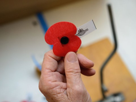 When to stop wearing a poppy after Remembrance Sunday?