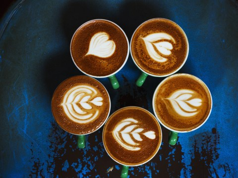 Drink up: Three cups of coffee a day 'may have health benefits'