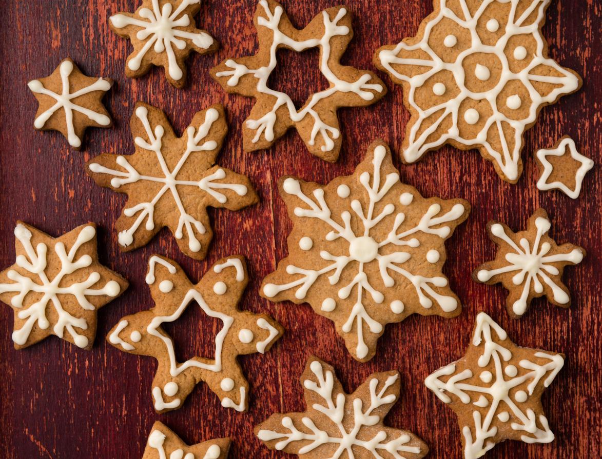Vegan Christmas bakes and sweet treats