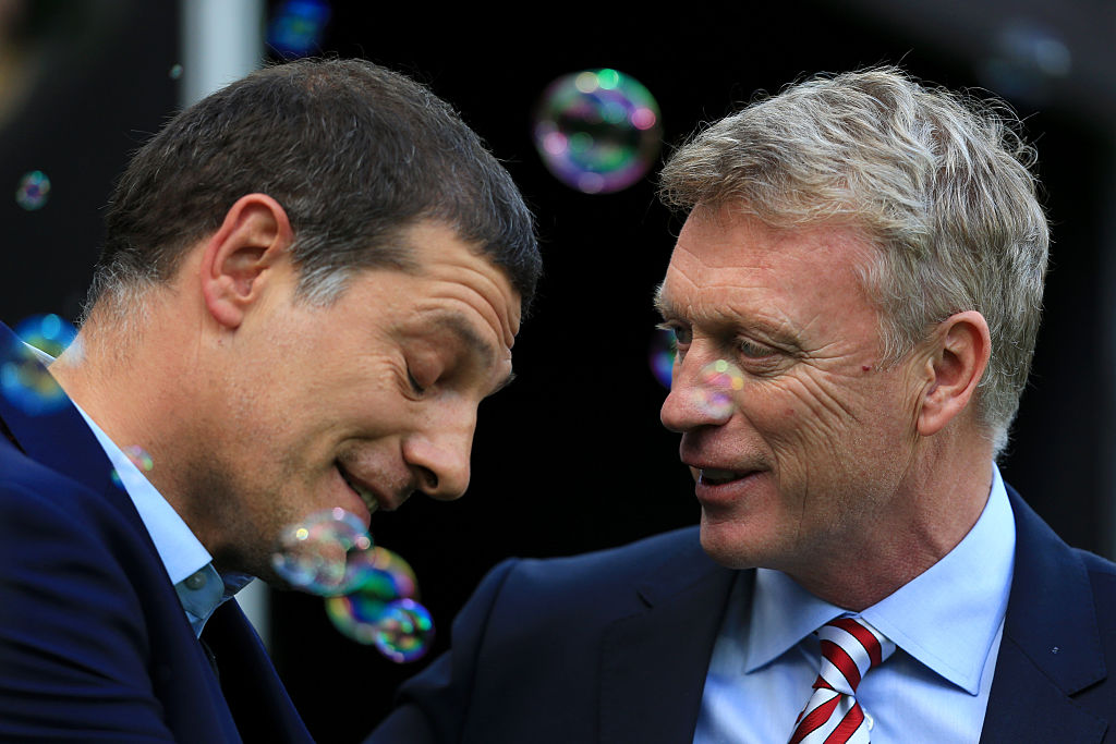 Confirmed: David Moyes named as West Ham manager until end of the season