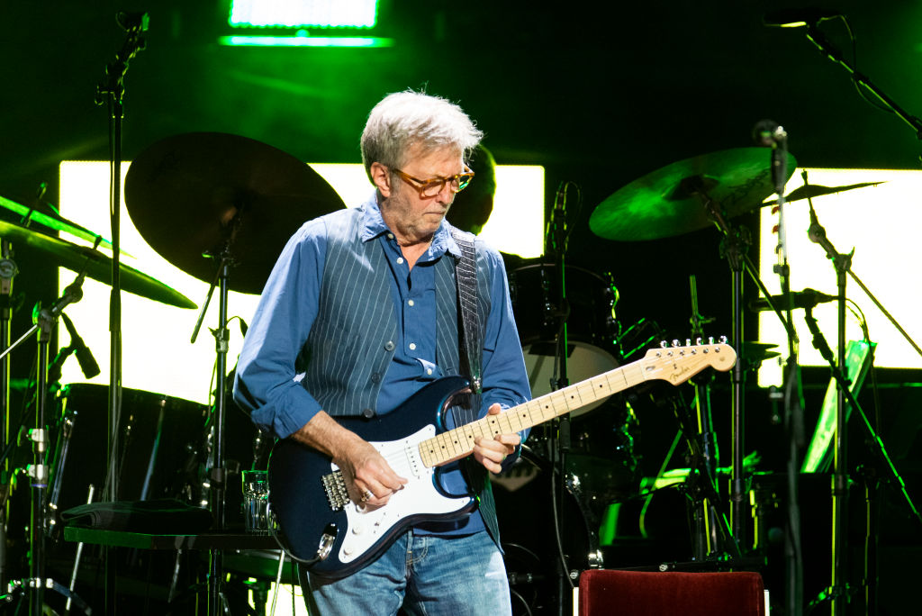 Eric Clapton is taking to the stage once again as he announces headlining spot at British Summer Time Festival
