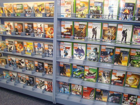 Weekend Hot Topic, part 2: How many video games do you own?