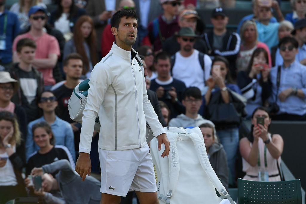 Novak Djokovic backed to return and challenge Rafael Nadal and Roger Federer by Fabio Fognini