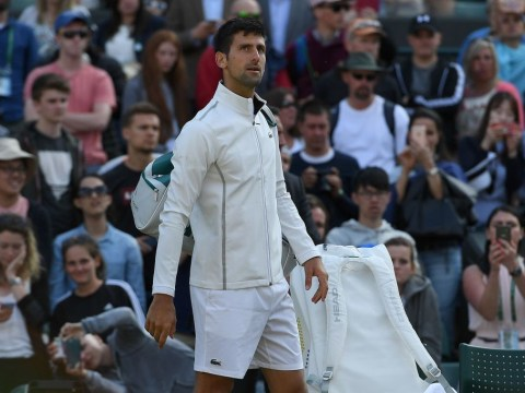 Novak Djokovic backed to return and challenge Rafael Nadal and Roger Federer by Fabio Fognini