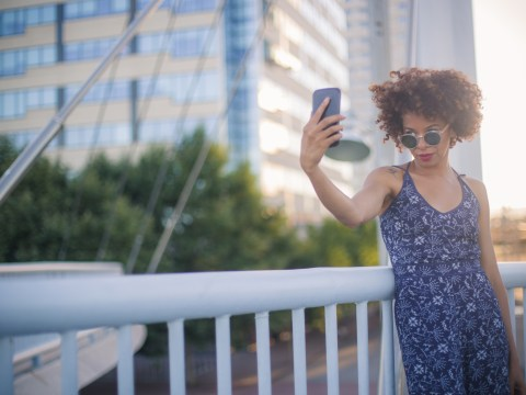 One in six young people won't wear an outfit again if it's been seen on social media