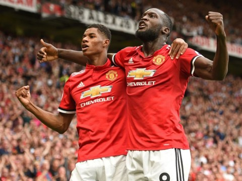 Romelu Lukaku reveals secret to flourishing relationship with Marcus Rashford