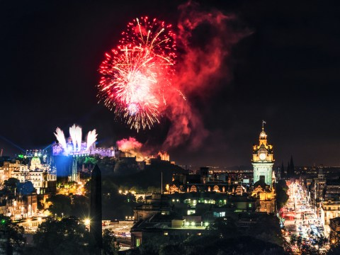 Everyone should spend New Year in Edinburgh at least once in their life – here's why