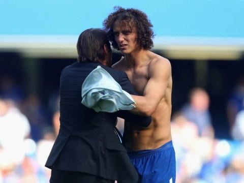 David Luiz thinks fall out with Antonio Conte is a misunderstanding