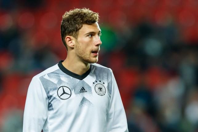 online store d86d7 51cd9 Arsenal transfer news: Germany boss lets slip Leon Goretzka ...