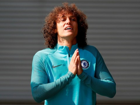 David Luiz won't play for Chelsea again until he proves his commitment