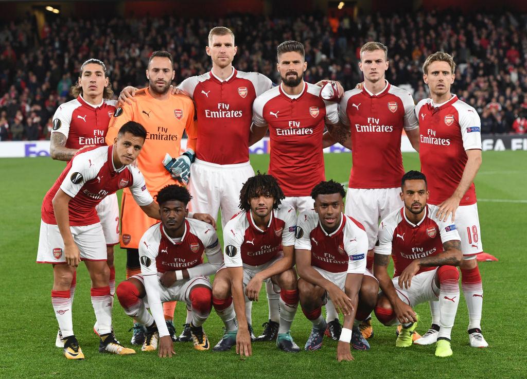 Arsenal vs Cologne Europa League
