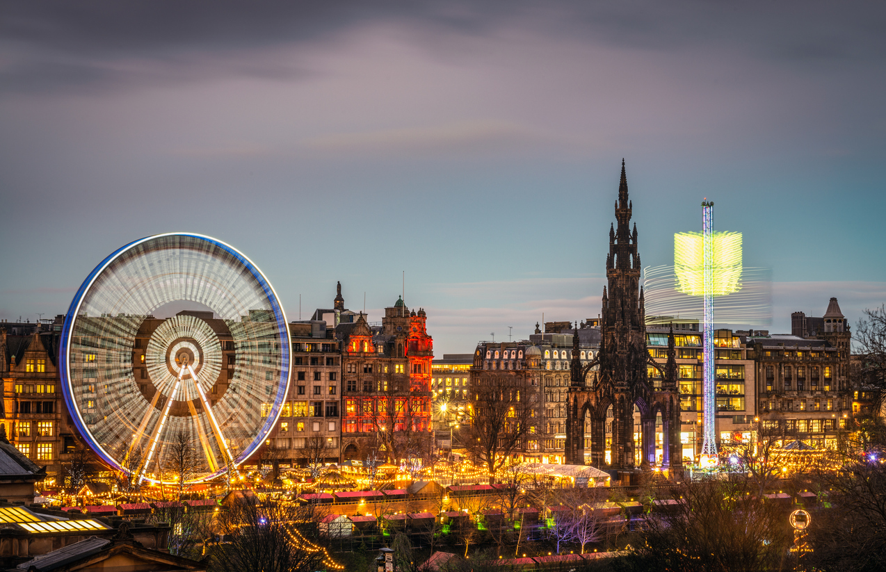 8 reasons Christmas is better in Scotland