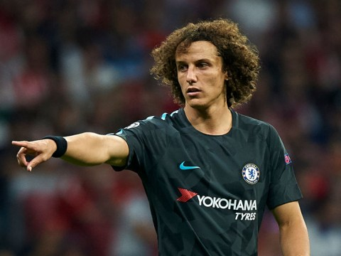 David Luiz slammed by Antonio Conte during Chelsea's team meeting