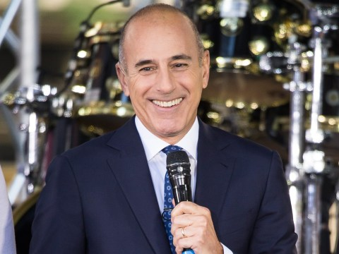 What is Matt Lauer's net worth, age and The Today Show salary before he was fired?