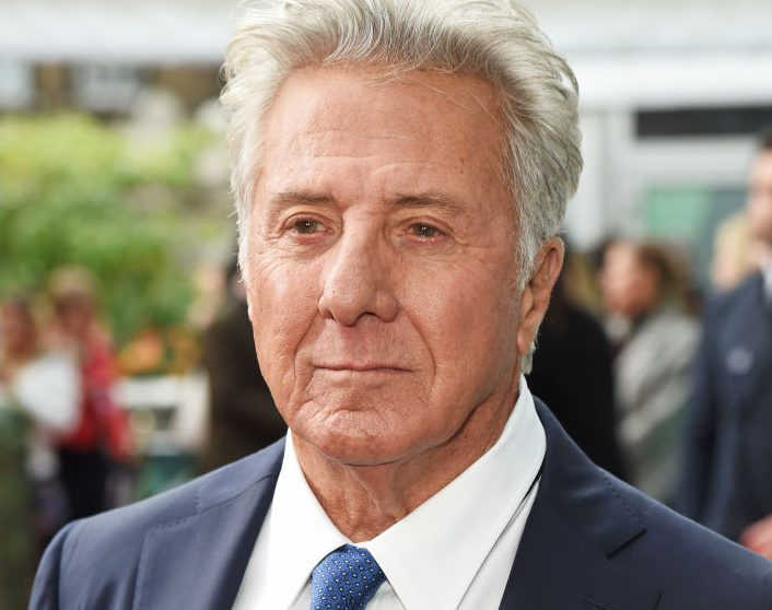 Dustin Hoffman accused of sexually harassing woman on set when she was 17