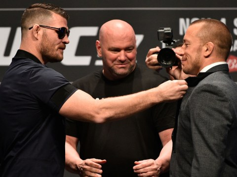 UFC 217 fight card, date, UK time, TV channel and odds for Bisping vs GSP