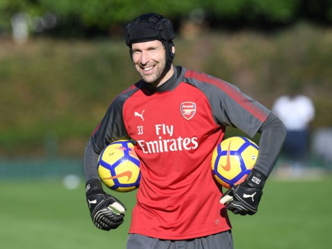 Arsenal identify potential Petr Cech successor but will face competition from Real Madrid