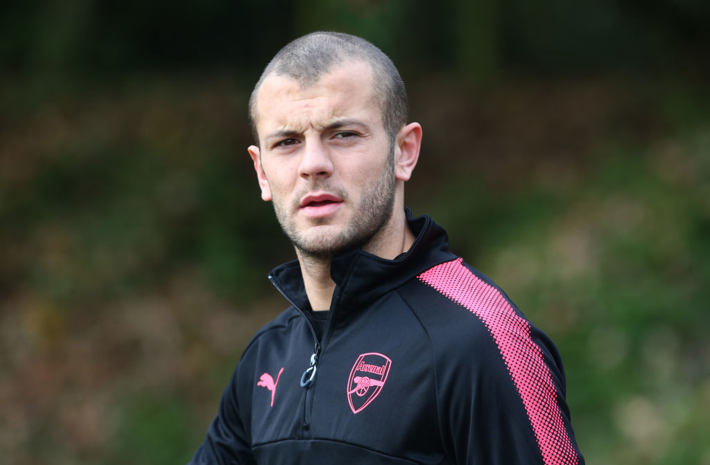 Gareth Southgate explains Jack Wilshere absence from latest England squad as two Chelsea youngsters earn first call-ups
