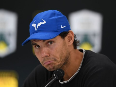 Rafael Nadal pulls out of Paris Masters with injury but determined to be fit for ATP Tour finals in London