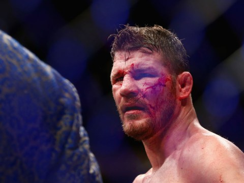 Michael Bisping taking UFC 217 loss like a champion despite admitting he is 'crushed'