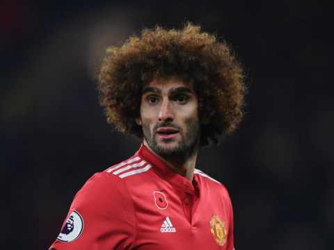 Marouane Fellaini close to Manchester United exit as midfielder agrees contract with Galatasaray