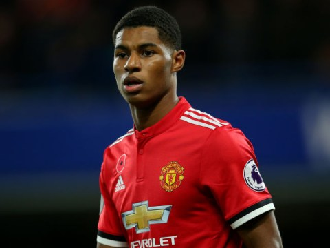 Marcus Rashford reveals how watching Ronaldo on YouTube transformed his game