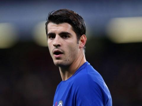 Alvaro Morata's meeting with Isco sends Chelsea fans into meltdown