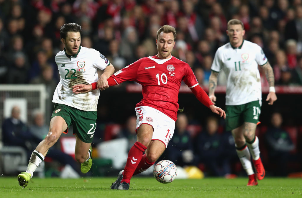 Ireland vs Denmark TV channel, kick-off time, date, odds and team news