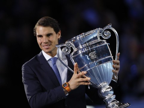 Rafael Nadal confirms he'll take on David Goffin at the ATP Finals after Roger Federer win
