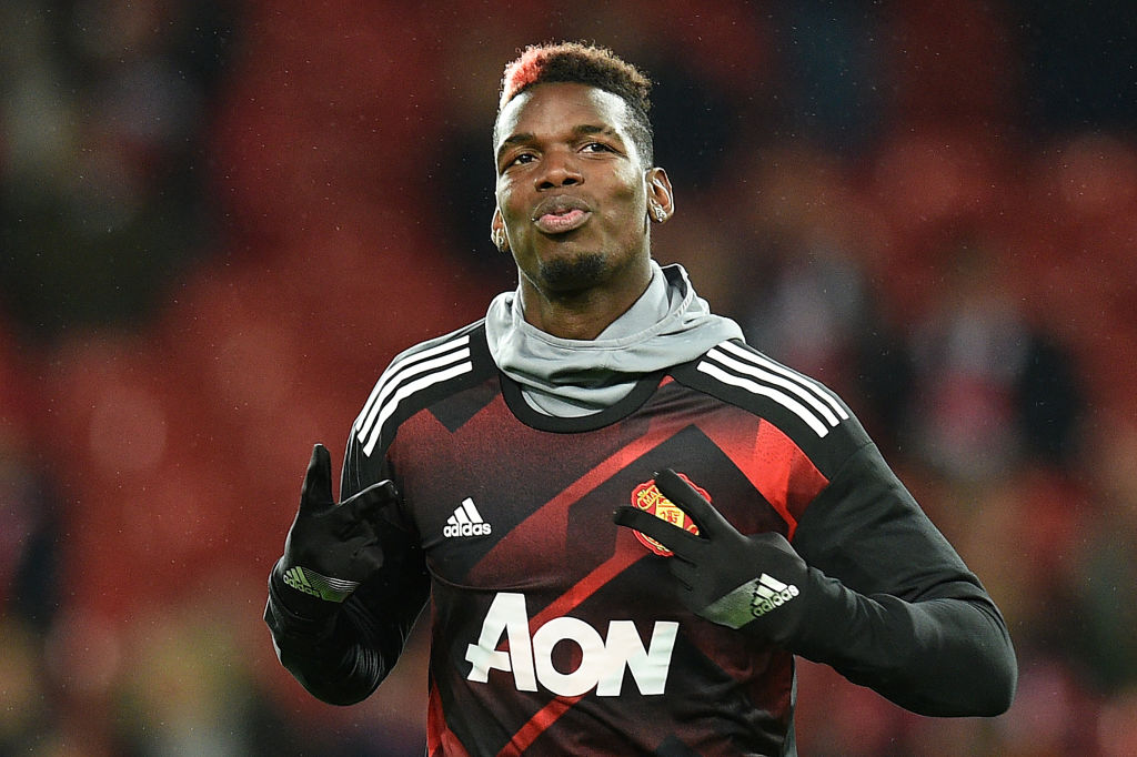 Paul Pogba urged to emulate Manchester United legends Bryan Robson, Roy Keane and Eric Cantona