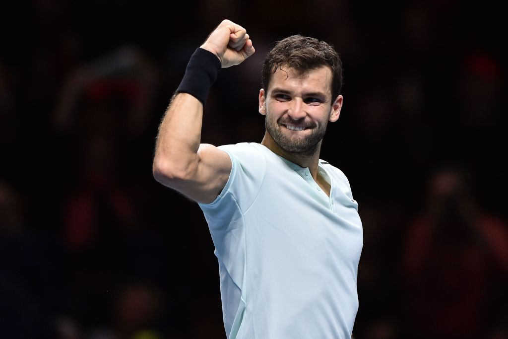 Grigor Dimitrov explains where his game has edged closer to the 'Big Four'