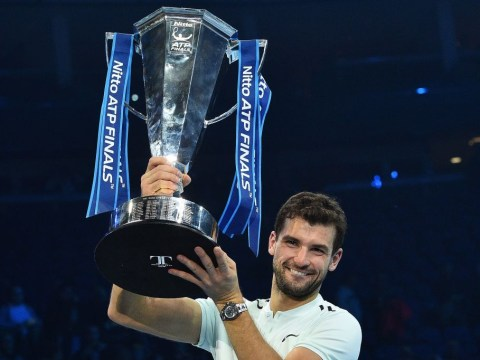 Grigor Dimitrov backs Andy Murray for stunning 2018 return after winning ATP Finals