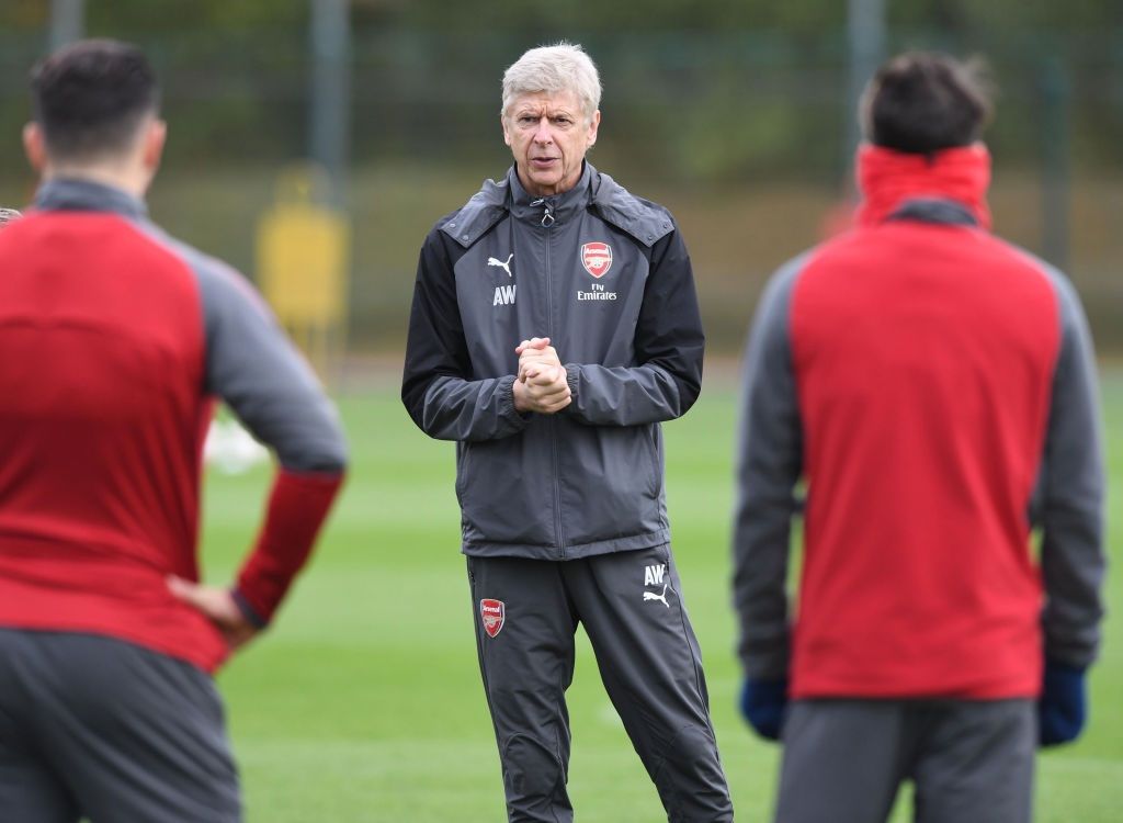 Arsenal stars Olivier Giroud, Danny Welbeck and Jack Wilshere return to training ahead of Cologne clash