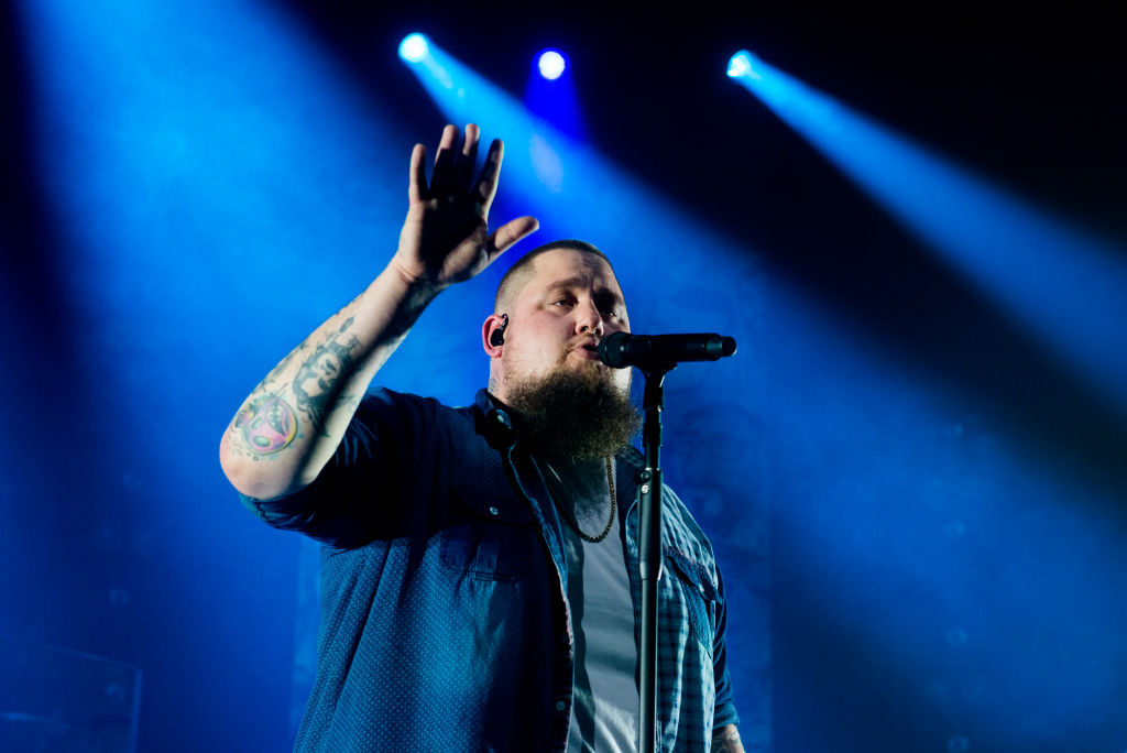 Review: Rag 'n' Bone Man's Brixton Academy performance was anything but sloppy