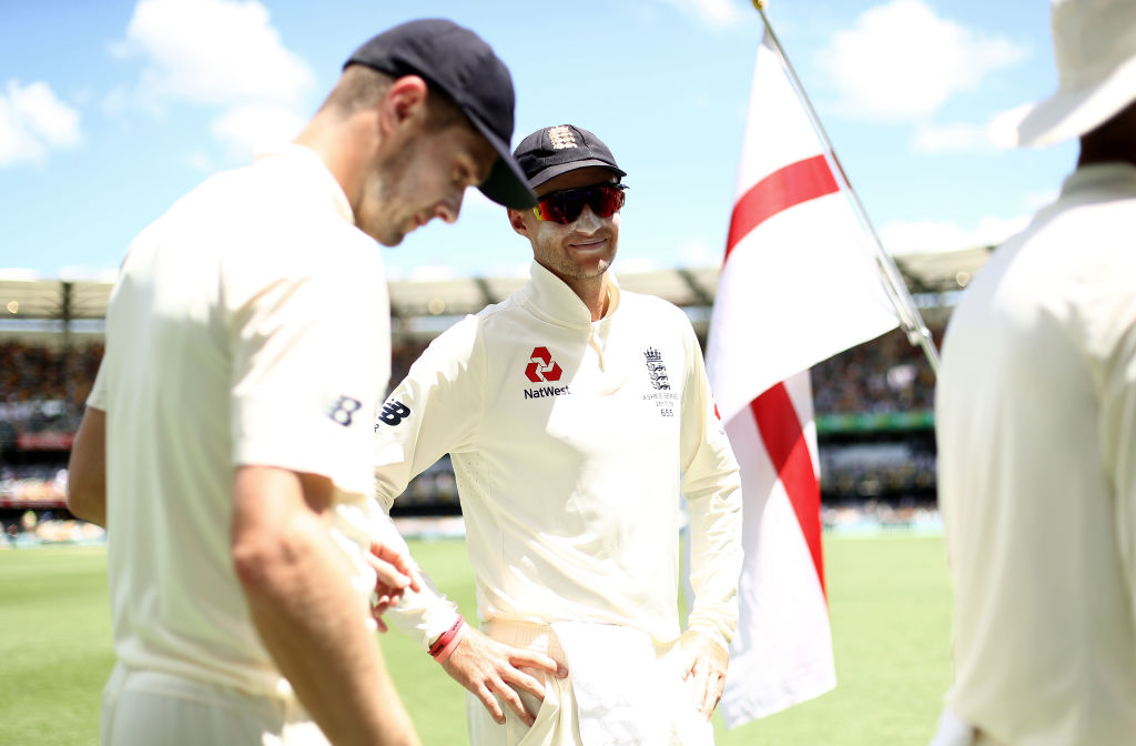 Nasser Hussain hails 'brilliant' and 'brave' England captain Joe Root as Ashes takes twist