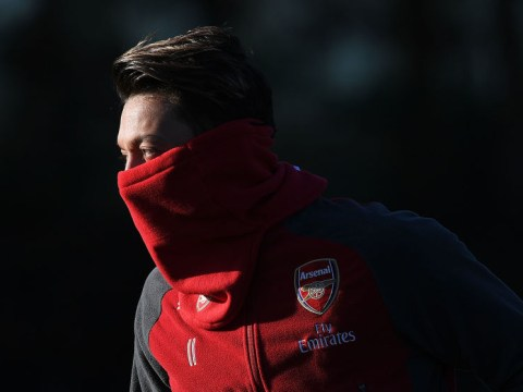 Mark Lawrenson warns Manchester United over signing Mesut Ozil