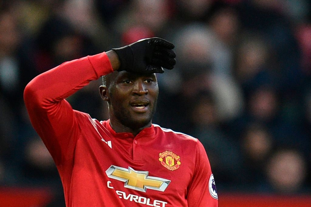 Romelu Lukaku helps Manchester United make contact with new transfer target