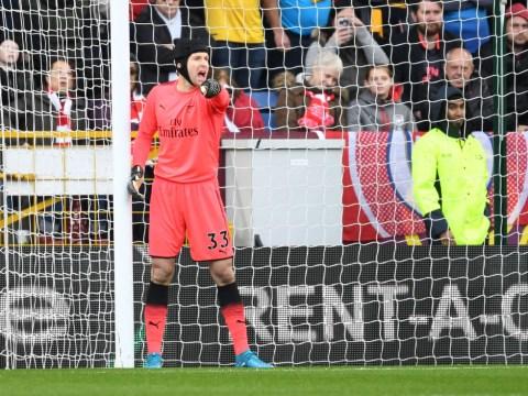Petr Cech makes Premier League top-four prediction after Arsenal leapfrog Tottenham