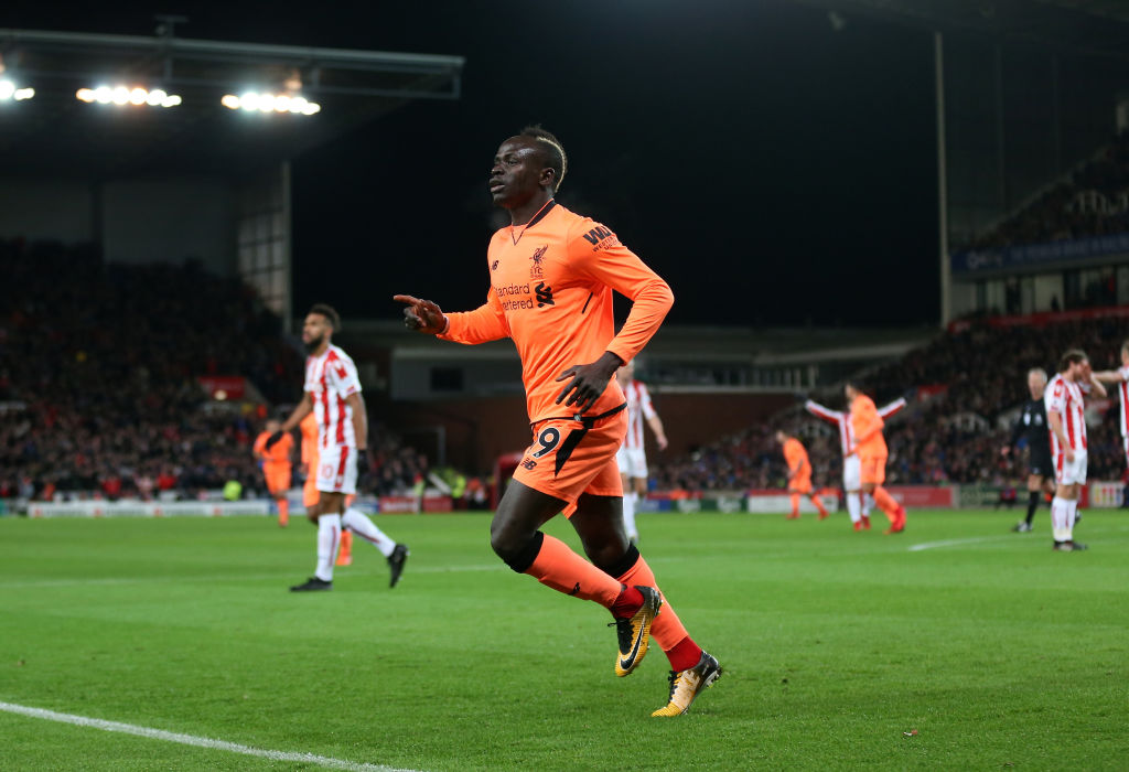 Should Sadio Mane's goal against Stoke have been disallowed?