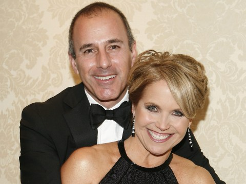 Katie Couric admits Matt Lauer 'pinches me on the ass' in unearthed 2012 video