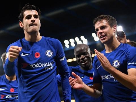 Alvaro Morata lifts the lid on Antonio Conte's brutal Chelsea training regime