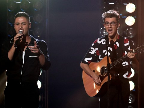 Jack and Joel eyeing new music – and a move into TV – as their X Factor journey ends