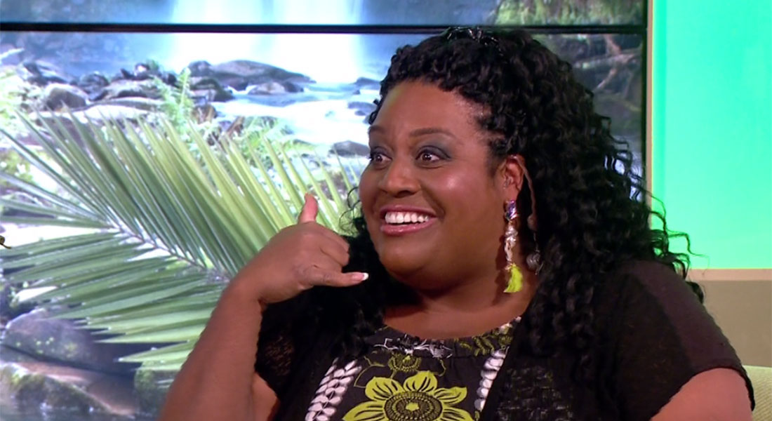 Alison Hammond admits she snuck a mobile phone past I'm A Celeb producers