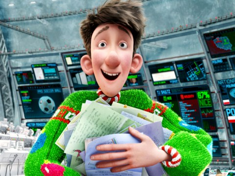 Shut up, Arthur Christmas is the greatest Christmas movie